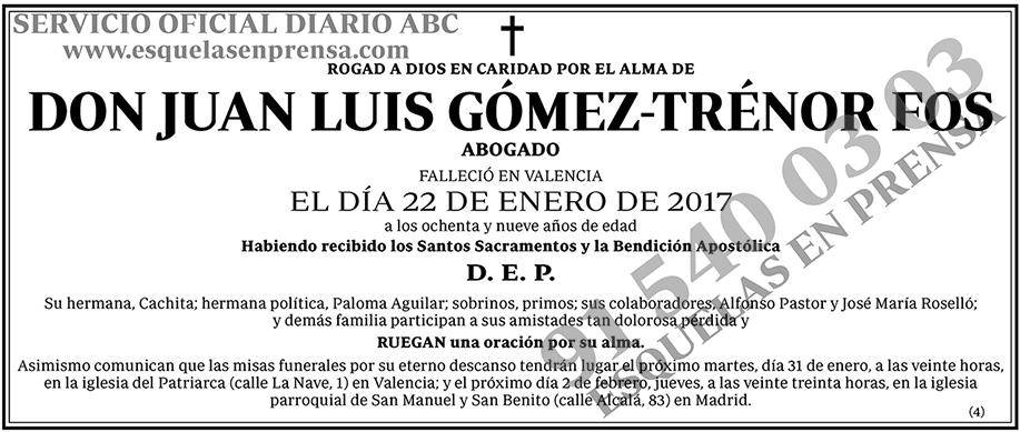 Juan Luis Gómez-Trénor Fos